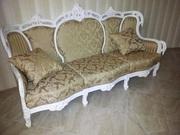 Перетяжка мягкой мебели в Симферополе