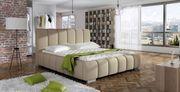 Львів Модульні ліжко Frost з м'яким узголів'ям купити Двоспальні ліжка