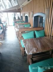 Распродажа столы,  стулья,  лавки для кафе,  ресторана