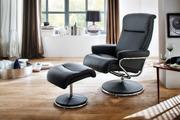 Гарантія на шкіряне дизайнерське крісло Relax Купити Крісла релакс в У