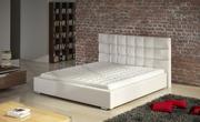 Меблі для спальні Frost  Левів Ліжка з м'якою оббивкою Frost представл
