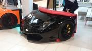 Одесса Lamborghini Murcielago Авто мебель в виде баров . виде диванов