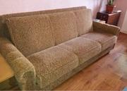 Продам диван - книжку в отличном состоянии .